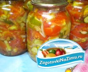 Заготовки из помидоров на зиму без стерилизации