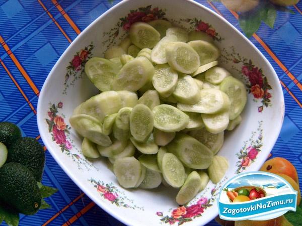 зимний салат на зиму перец рецепт