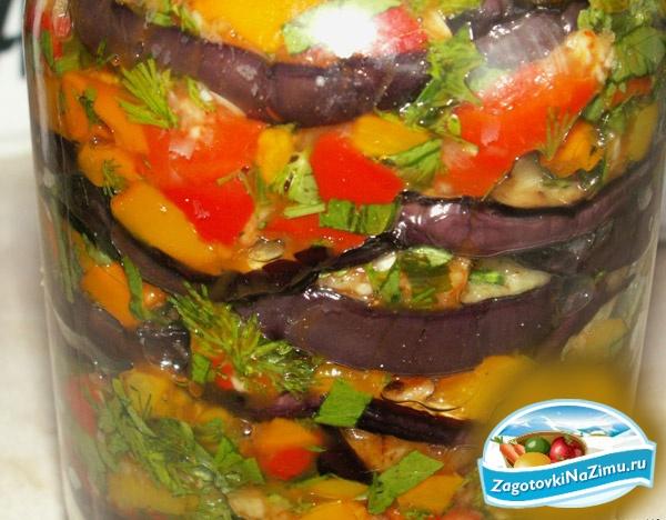 Баклажаны рецепты баклажаны на зиму