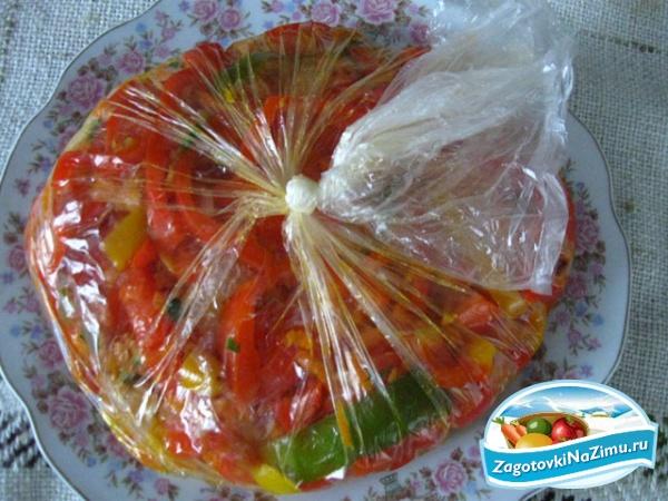 овощи на зиму