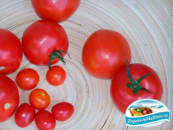 Салаты из помидоров салаты из помидор