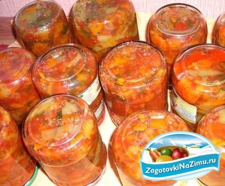Салат из моркови на зиму: лучшие рецепты с фото