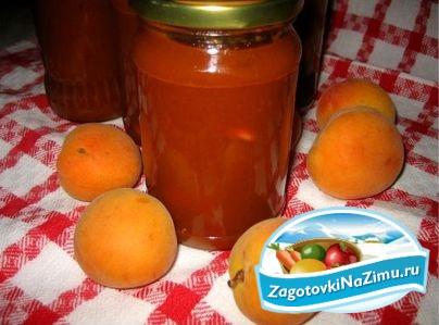 Повидло из абрикосов - Сколько и как варить