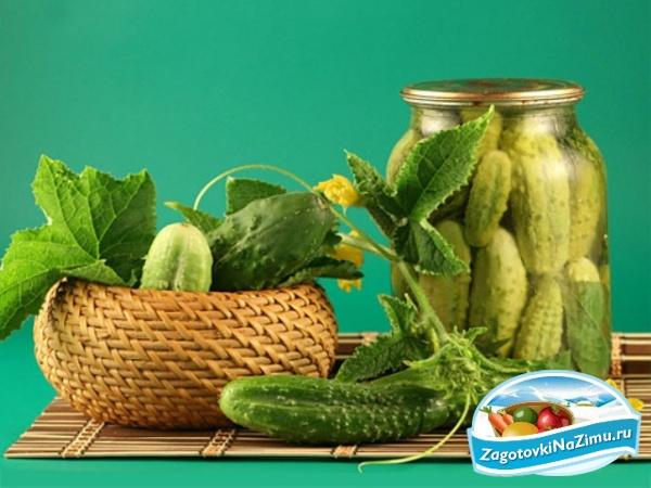 Салаты из маринованных овощей и фруктов