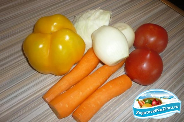 какие салаты из моркови на зиму рецепты