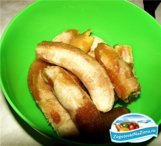 Рецепты из переспелых бананов