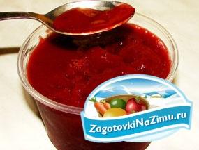 Желе из ягод красной смородины. Рецепт с пошаговыми фото