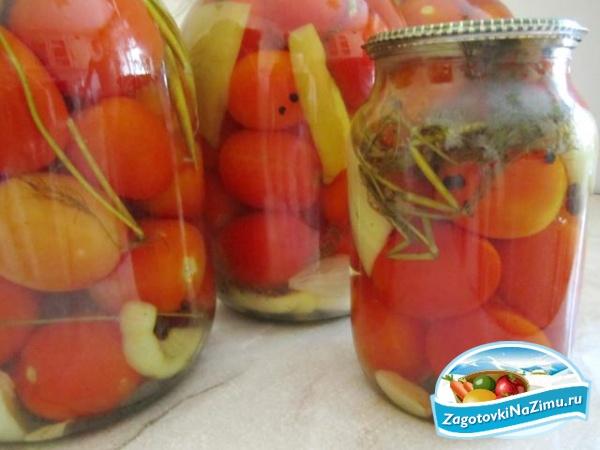 Обалденные помидоры в желе на зиму: рецепты приготовления ...