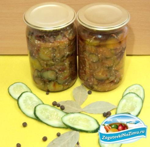 рецепт приготовления лечо болгарского