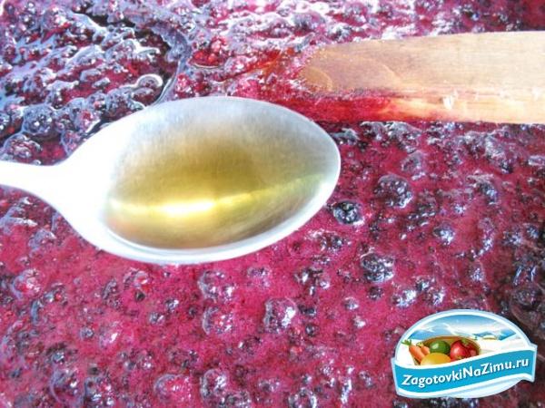 черничное варенье в мультиварке рецепт с фото