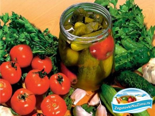рецепты консервации салатов из перца