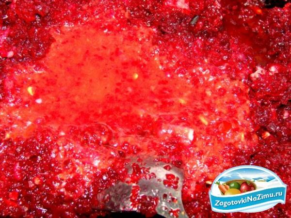Аджика из свеклы на зиму рецепты с фото простые и вкусные - 9