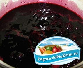 Сироп из черноплодной рябины. Рецепт с пошаговыми фото