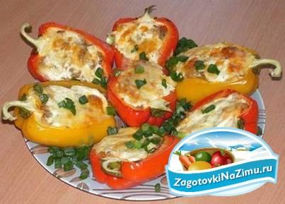 болгарская закуска на зиму