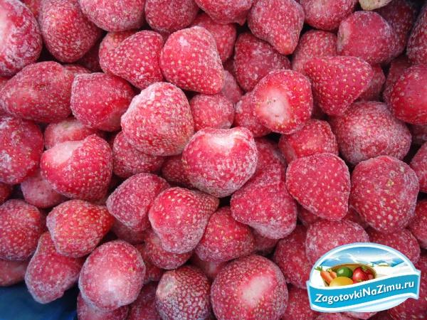 Все тонкости шоковой заморозки ягод