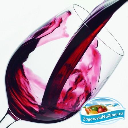 Домашнее вино из забродившего варенья