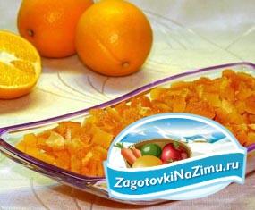 Готовим апельсиновые цукаты