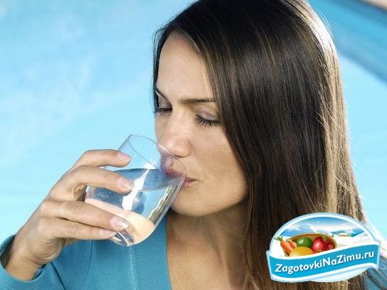 Здоровья а здоровье с качества воды