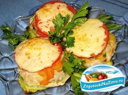 Рецепты маринованных помидоров со сливами