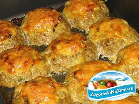 рецепт мяса по-французски в духовке из курицы #6