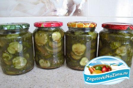 рецепты заготовок огурцов на зиму с фото