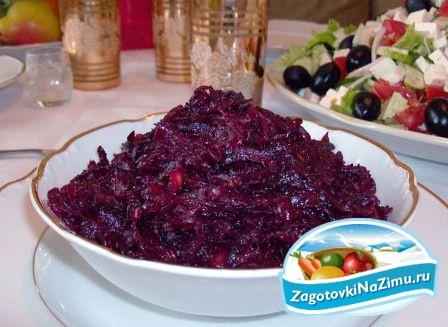 Аджика из свеклы на зиму рецепты с фото простые и вкусные - a309