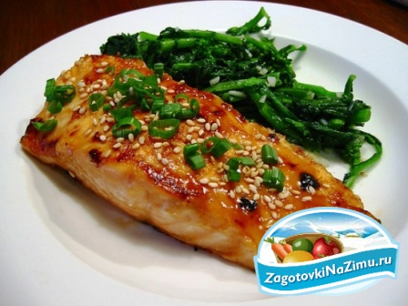 рыба в духовке рецептыв