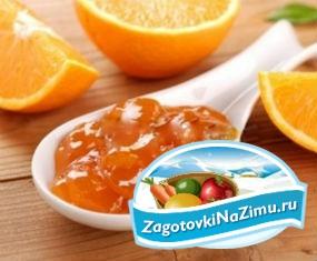 Вкусное варенье из апельсинов в мультиварке