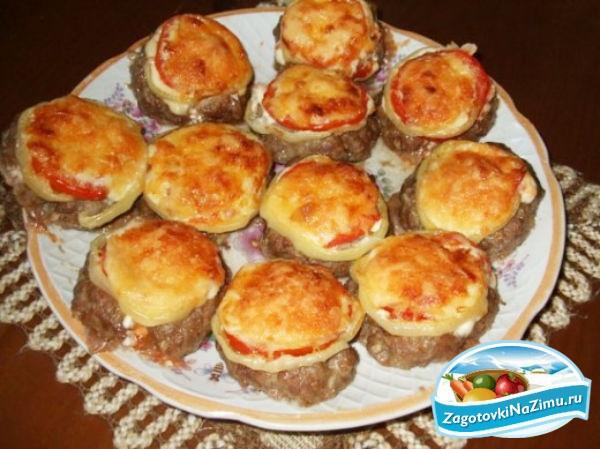рецепт колдунов из фарша и картофеля в духовке