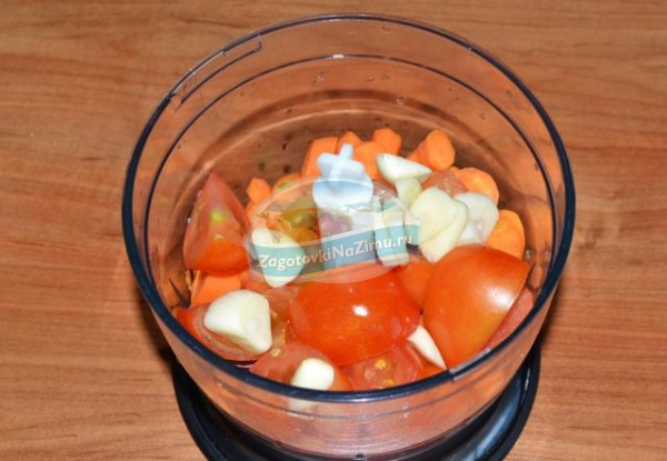 морковь на зиму рецепты с фото пошагово