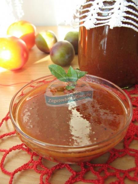 Соус томатный на зиму рецепты с пошагово в