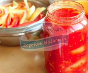 лечо из помидор: лучшие рецепты с фото.