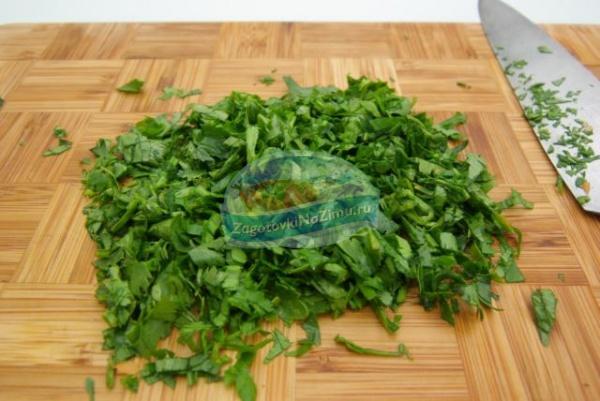 овощная заправка для борща