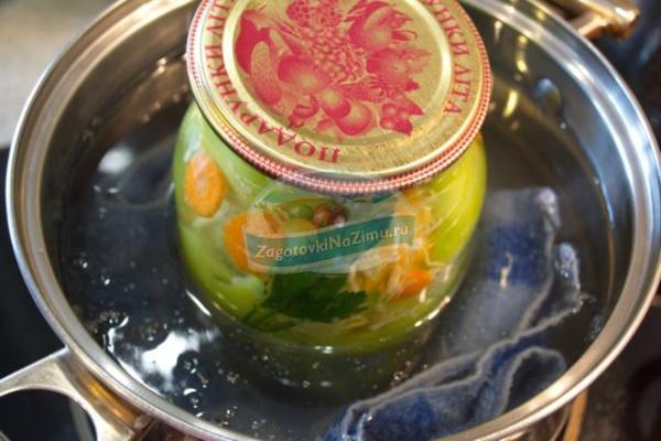Рецепты заготовок перца фаршированного