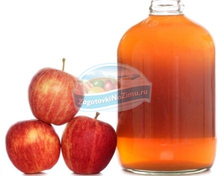 Приготовление домашнего вина из яблок по простому