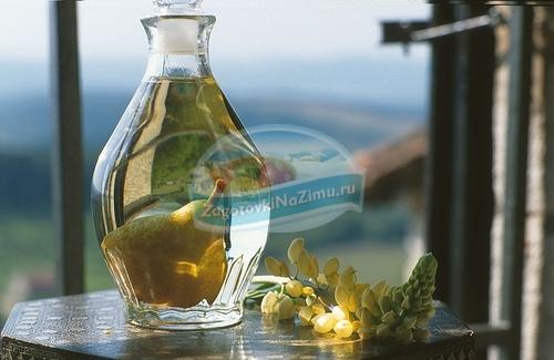 Домашнее вино из груши. Рецепты для хозяюшек