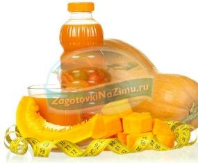 сок из тыквы: популярные рецепты с фото.