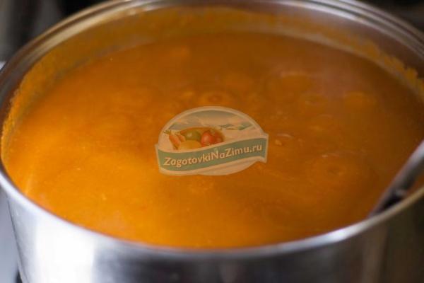 Икра кабачковая с помидорами пошаговый рецепт с фото