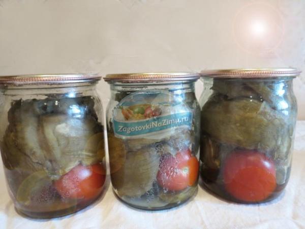 Рецепт икры с баклажанов на зиму с фото пошагово