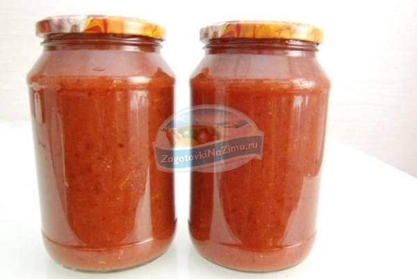 Яблочный конфитюр - рецепт - как приготовить