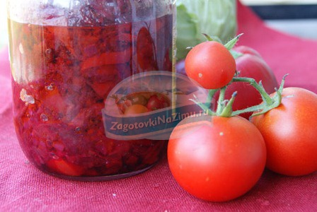 Как делать зимний салат рецепт с фото