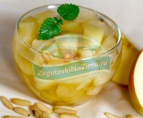 как варить компот из яблок: вкусные рецепты с фото.