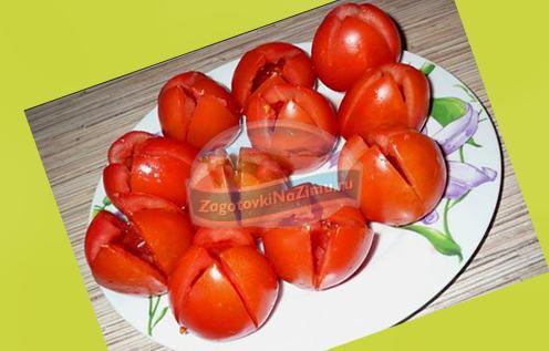 помидоры по- корейски на зиму: популярные рецепты с фото
