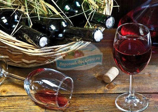 вино из рябины: популярные рецепты с фото.
