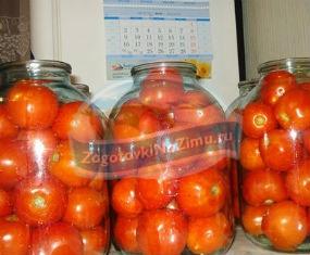 маринованные помидоры на зиму: популярные рецепты с фото