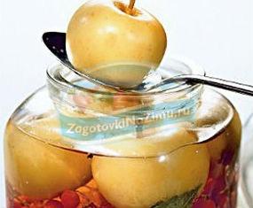 Заготовки из яблок. Лучшие на зиму