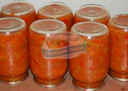 Перцы в томатной заливке на зиму рецепты