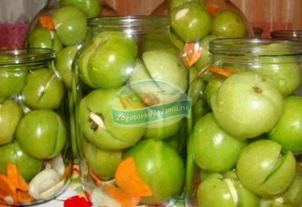 Тонкости соления помидор на зиму.