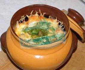 Картошка с грибами в горшочках: вкусные рецепты