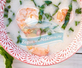 Суп с креветками. Лучшие рецепты на любой вкус
